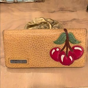 Isabella Fiore Leather wallet